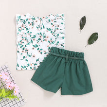 Load image into Gallery viewer, Fashion Infant Baby Girls Summer Clothes