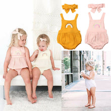 Load image into Gallery viewer, Casual Sleeveless Romper Outfits