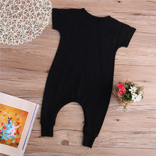 Load image into Gallery viewer, Summer Baby boy Romper