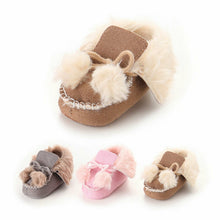 Load image into Gallery viewer, Fashion Baby Warm Crib Shoes