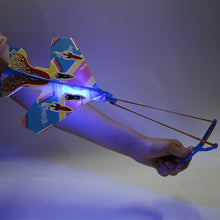Load image into Gallery viewer, Amazing DIY Flash Ejection Light Plane Slingshot