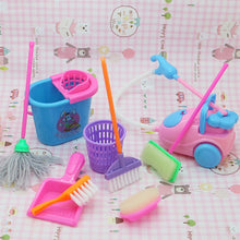 Load image into Gallery viewer, Cleaning Tool doll house accessories For Doll