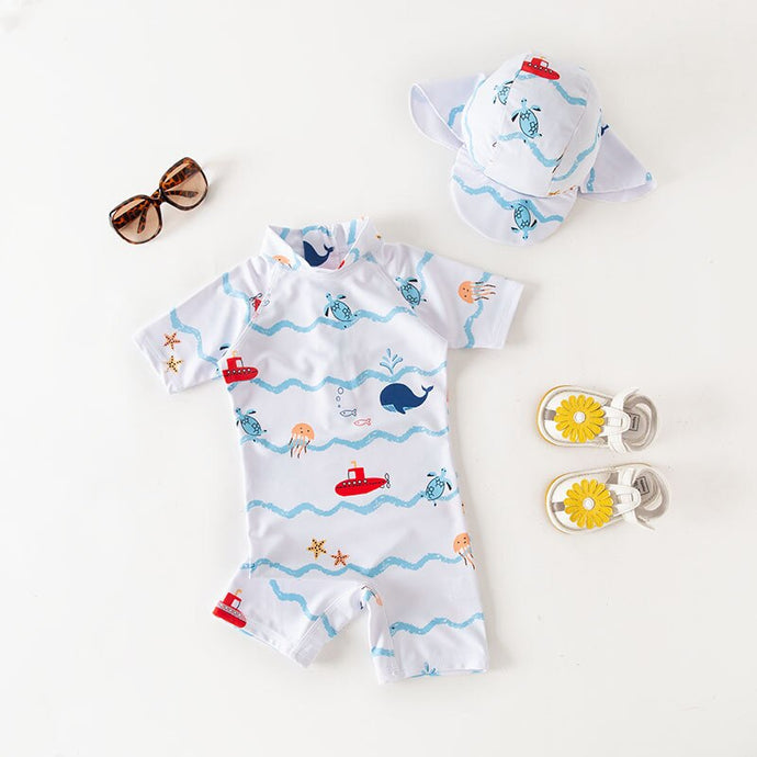 Beach Wear Baby Boy Girls Swimwear
