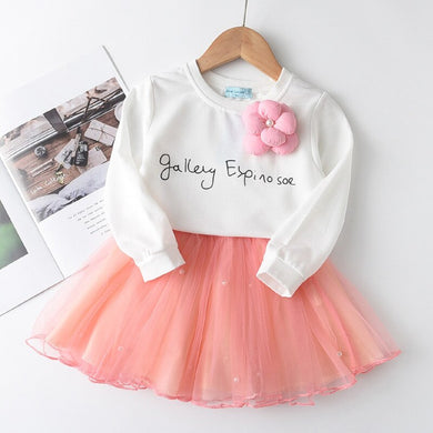 Autumn Casual Baby Girls Clothes