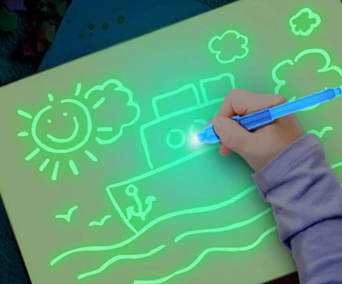 A3 A4 A5 LED Light Luminous Drawing Board