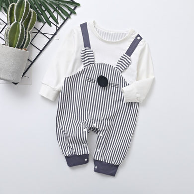 Baby Jumpsuit spring Long Sleeved Rompers