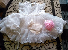 Load image into Gallery viewer, Baby Girl Birthday Dress