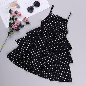 Polka Dress for Little Lady