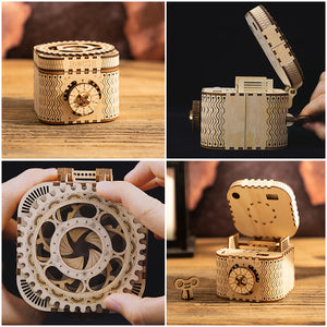 Assemblage 3D Wooden Puzzle Toy