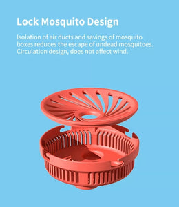 2in1 Mosquito Killer Baby Lamp