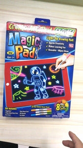 Magic 3D Pad with LED Light