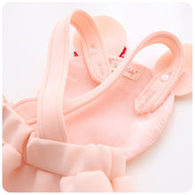 Load image into Gallery viewer, Lovely Baby Dress Mouse Ear Design Strap