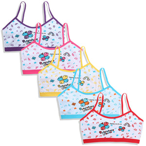 4Pc/Lot Teenager Tank Top For Girls