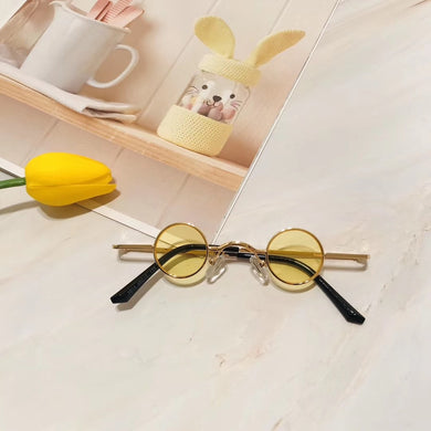 Small Frame Round Baby Sunglasses