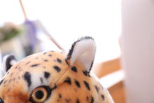 Load image into Gallery viewer, Leopard & Jaguar Plush Toys