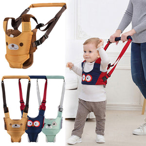 Baby Learning to Walk Belt Assistant