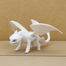 Load image into Gallery viewer, Black And White Animated Dragon Toy