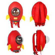 Load image into Gallery viewer, Rocket Kids Backpack For Boys