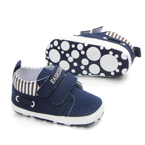 Baby Shoes Sole Soft Canvas Solid Footwear