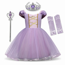 Load image into Gallery viewer, Princess Costume For Kids