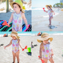 Load image into Gallery viewer, Adorable Baby Girl Swimwear Outfits