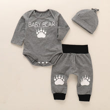 Load image into Gallery viewer, Baby Newborn Clothing Set