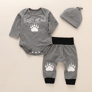 Baby Newborn Clothing Set