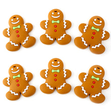 Load image into Gallery viewer, 1pc Gingerbread Man baby Teether Toy