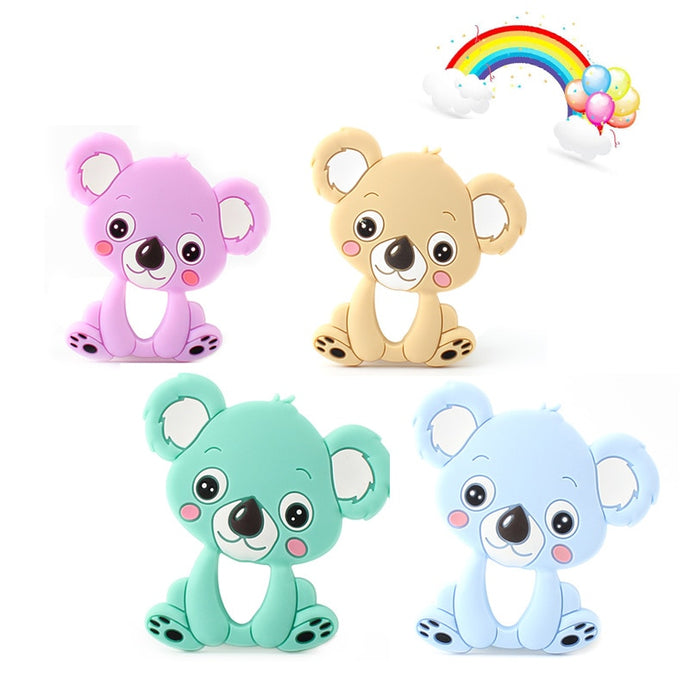 Baby Koala Teething Toy Accessories