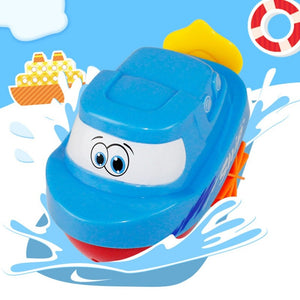 Kids Baby Classic Water Toy Swimming Ship