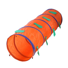 Load image into Gallery viewer, Kids Crawling Caterpillar Shape Tunnel Tent (Random Color)