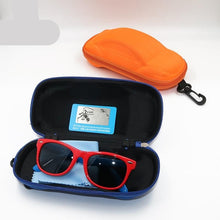 Load image into Gallery viewer, Kids Colorful Sunglasses Storage Cases