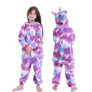 Unicorn Onesie Pajamas