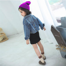 Load image into Gallery viewer, Denim Jacket pair with Dress New Spring Outfit
