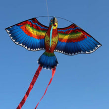 Load image into Gallery viewer, Parrot Kite Outdoor Fun For Kids