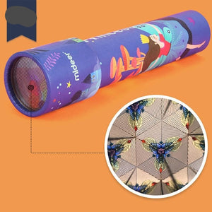 Montessori Rotating Colorful Kaleidoscope Magic Classic Educational Toys