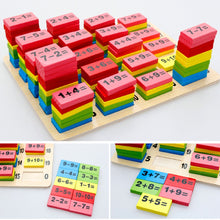Load image into Gallery viewer, Domino Math Toy