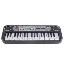 Load image into Gallery viewer, Piano With Microphone For Children
