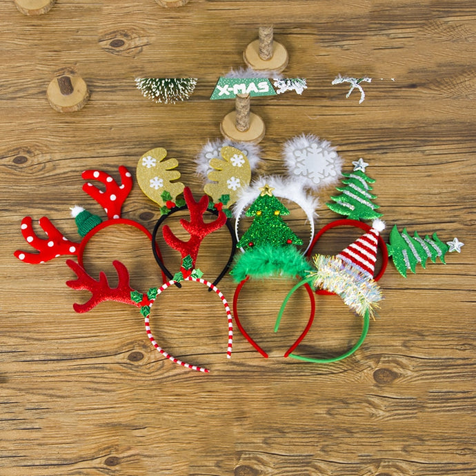 Christmas Ornaments Headband