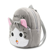 Load image into Gallery viewer, Sweet Soft Plush Backpack For Girl Kids