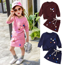Load image into Gallery viewer, Adorable Stylish Toddler Baby Girls Clothes Sets