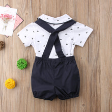 Load image into Gallery viewer, Newborn Baby Outfit Romper Jumpsuit