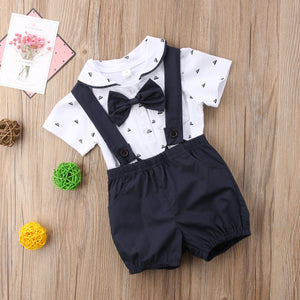 Newborn Baby Outfit Romper Jumpsuit