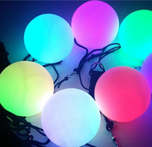 Load image into Gallery viewer, LED Multi Colored Toy Ball