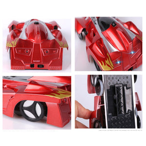 Zero Gravity Wall Climber RC Car