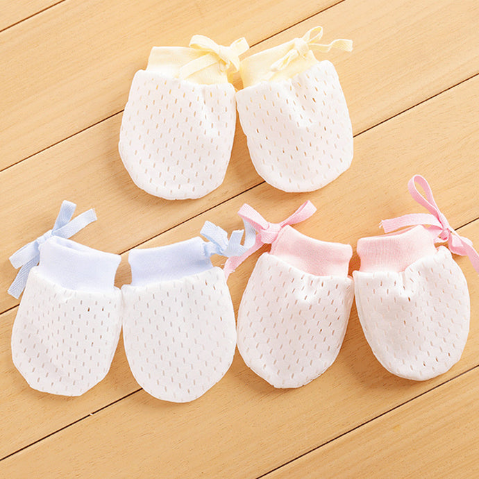 Newborn Anti Scratching Mittens