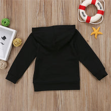 Load image into Gallery viewer, Mini Boss Print Hoodies Long Sleeve Sweatshirts