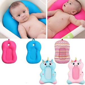 Newborn Bath Floating Pad Mat