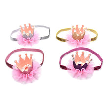 Load image into Gallery viewer, Princess Crown Headband