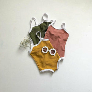 Cute Baby Summer One Piece Swimsuit